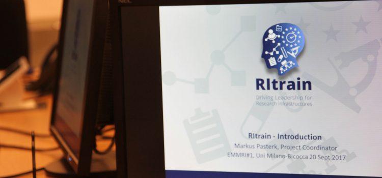 Ritrain Master course