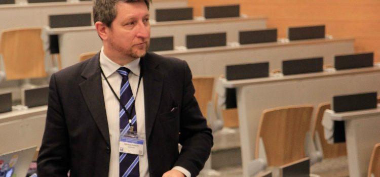 Markus Pasterk, BBMRI-ERIC