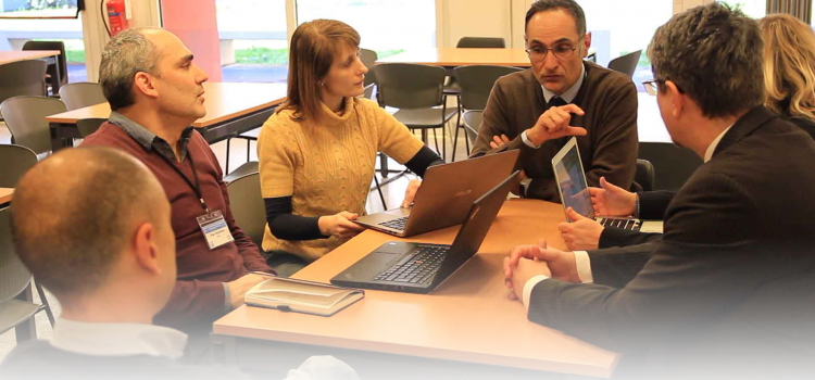 Pics and Tweets from M4 of our Master Course about Sustainable Funding for #EU_RIs
