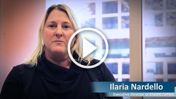 Ilaria Nardello Executive Dircetor at EMBRC/UPMC