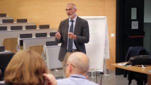 Niklas Blomberg, ELIXIR, M8 Leadership