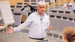 Francesco Paoletti, Unimib, M8 Leadership