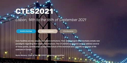 CTLS2020 – The Core Technologies for Life Sciences congress: an opportunity you should not miss